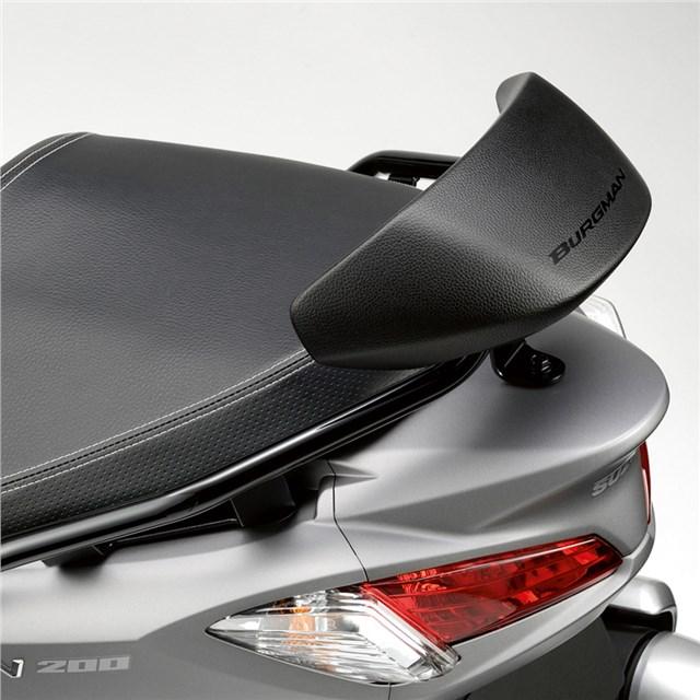 Backrest | Babbitts Suzuki Partshouse
