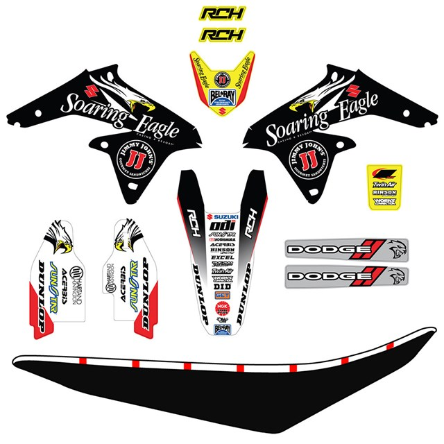 Rch Graphics Kit, Rm-Z250 | Babbitts Online