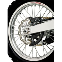 Carbon Rear Caliper Disc Guard Set