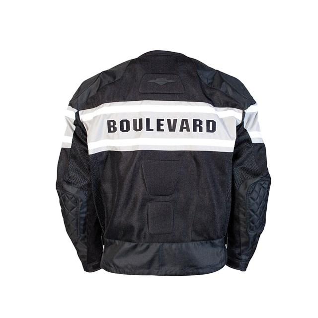 Suzuki Boulevard Mesh Jacket