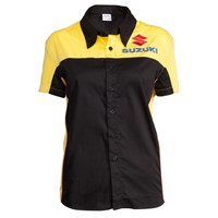 Black/Yellow Pit Shirt