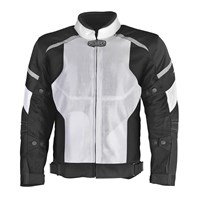 Direct Air Jacket White/Black