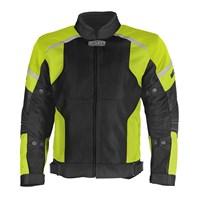 Direct Air Jacket Black/Hi-Vis Yellow