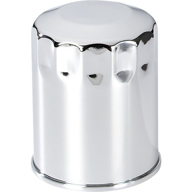Chrome Oil Filter