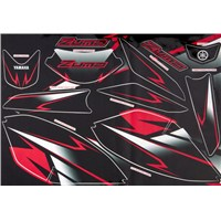 Graphic Kits (Red)