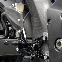 Graves™ Motorsports Adjustable Rear Set ('09~'13 R1)