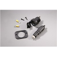 12 Volt Accessory Plug and Receptacle Kit