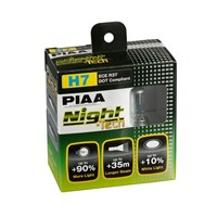 PIAA® Night-Tech H7 Replacement Bulbs