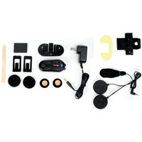 ChatterBox!™ XBi2 Bluetooth Intercom Full-Face Helmet Headset