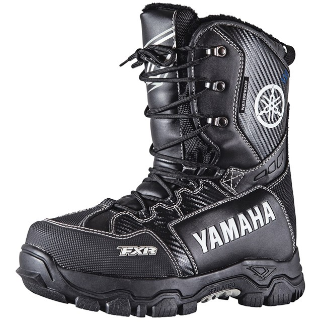 Yamaha X-Cross Boot by FXR® | Ronnie's Mail Order