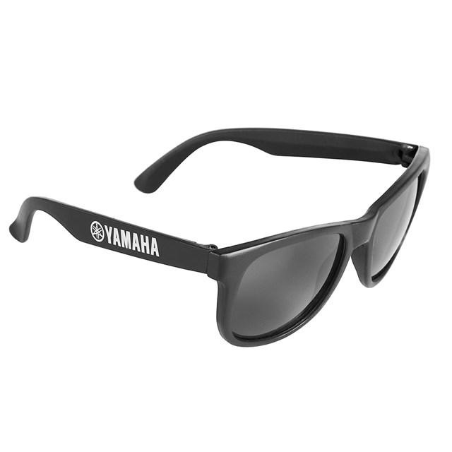 Retro Yamaha Rubberized Sunglasses