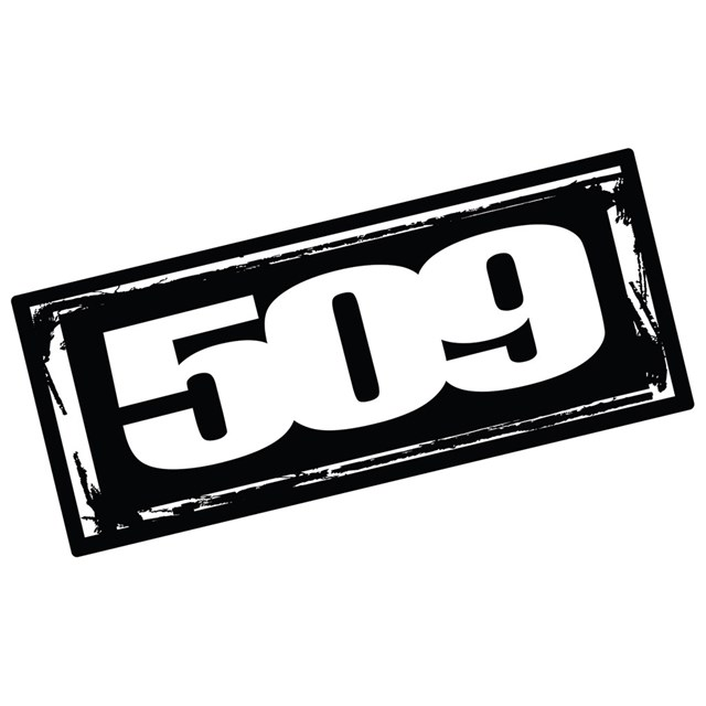 Logo Sticker By 509 Hauck Powersports