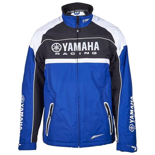 Official 2020 Yamaha Racing Paddock Blue Men/'s /'Birmingham/' Jacket