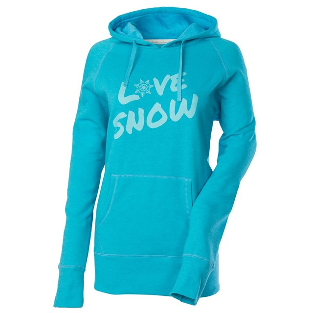 2016 love snow pullover hooded sweatshirt by divas for Yamaha sports plaza promo code