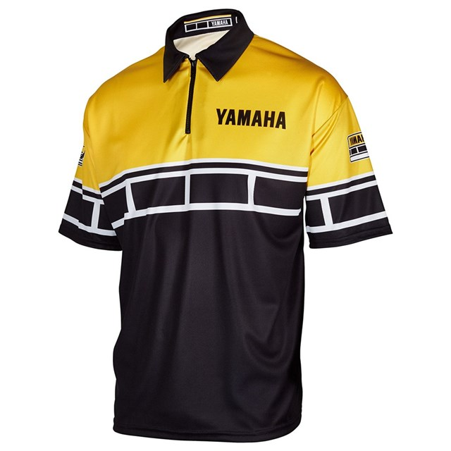 Yamaha 60th Anniversary Crew Shirt Flemington Yamaha