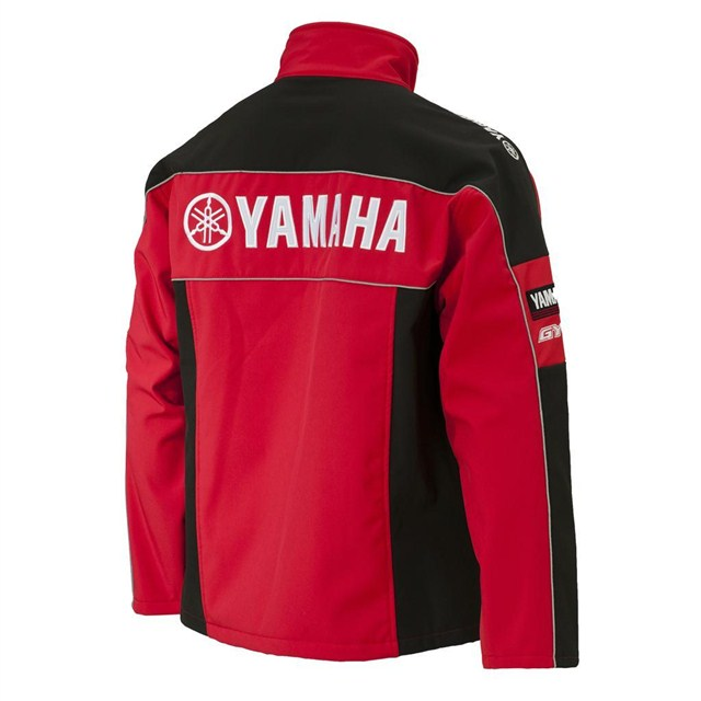 Yamaha Soft Shell Jacket (Red)