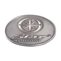 Star® Motorcycle Belt Buckle