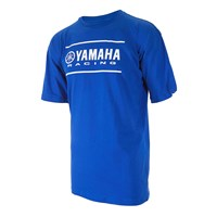 Youth Royal Blue Yamaha Racing Tee
