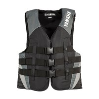 2014 Men's Yamaha Value Nylon 3-Buckle PFD