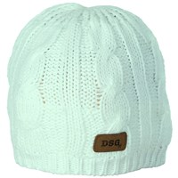 Women's Cable Knit Beanie by Divas SnowGear®