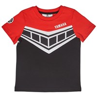 Youth Yamaha Classic Speed Block Tee