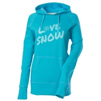 2016 Love Snow Pullover Hooded Sweatshirt by Divas SnowGear®