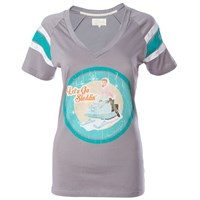 Ride Strong Short Sleeve Tee by Divas SnowGear®