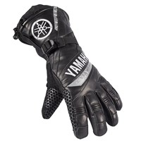 2016 Yamaha Leather Gauntlet Gloves FXR®