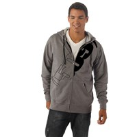 Dual Zip Hooded Sweatshirt by 509®