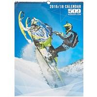 2016 Snowmobile Calendar 509®
