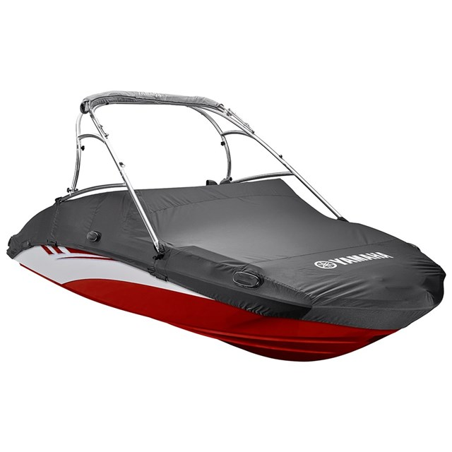 Deluxe premium tower mooring cover 2016 yamaha ar190 for Yamaha boat cover