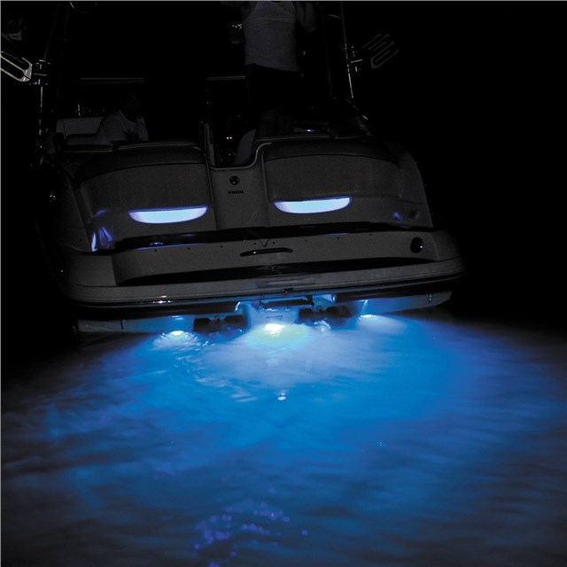 Replace Boat Lights With Led: H2O™ Lights LED Underwater Transom Lighting