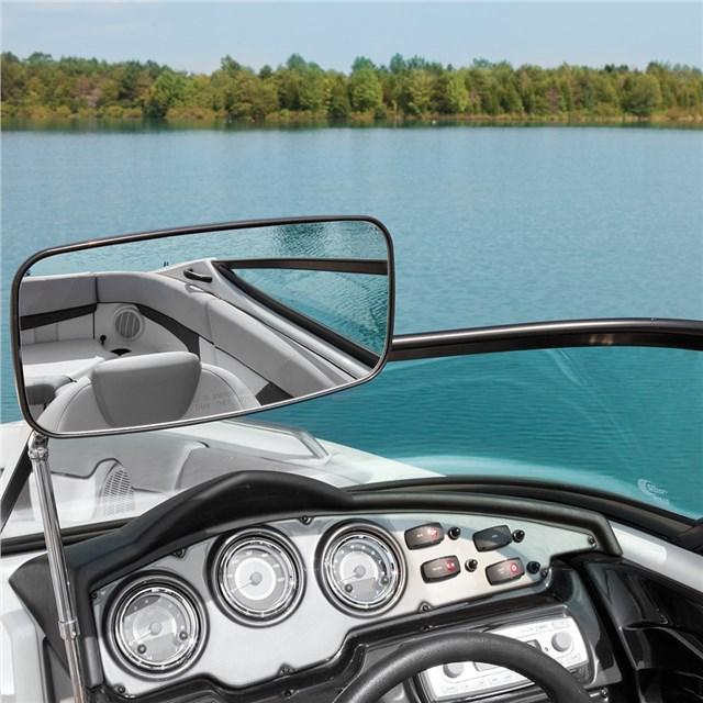 Cipa universal boat mirror 2016 yamaha ar190 for Mirror yacht