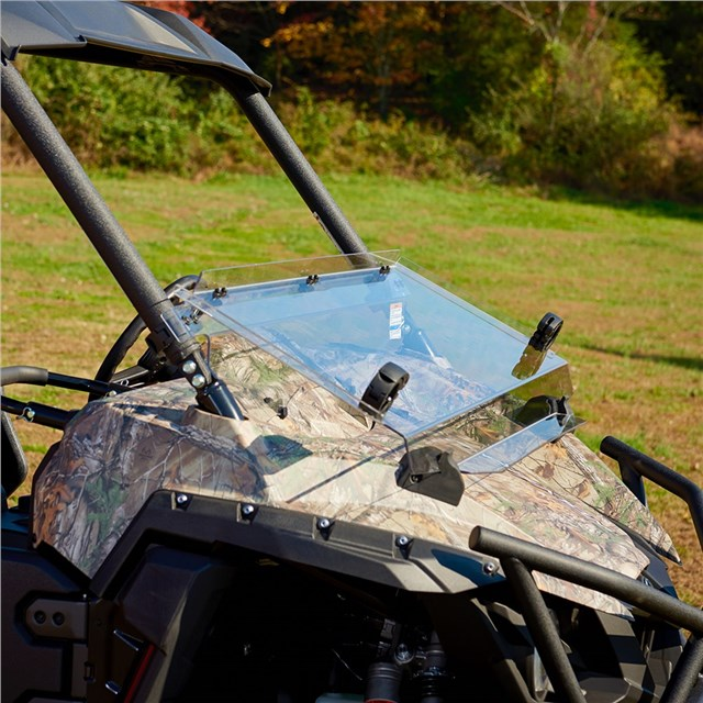 Yamaha Wolverine Aftermarket Windshields
