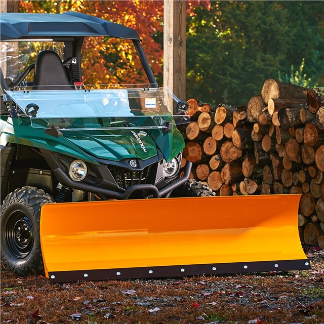 Wolverine Snow Plow Kit By Warn 2016 Yamaha Wolverine R