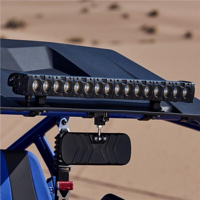 Yxz 1000r high output 27 halo led light bar 2016 yamaha for Yamaha yxz gear reduction kit