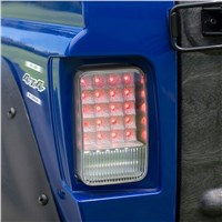 LED Taillight with Reverse Light