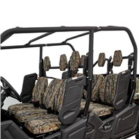 Viking Camo Polyester Seat Cover Set