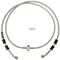 YXZ1000R™ GYTR® Stainless Steel Front Brake Lines