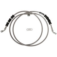 YXZ1000R™ GYTR® Stainless Steel Rear Brake Lines