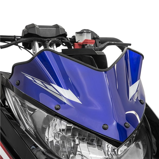 Extreme low windshield 2016 yamaha srviper l tx se for Yamaha snowmobile parts catalog