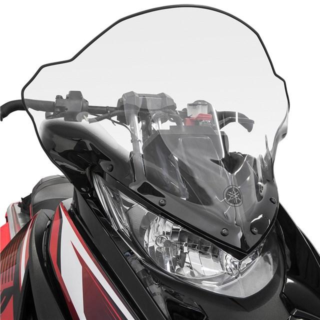 Sport windshields 2016 yamaha sr viper stx dx 137 for Yamaha sx viper windshield