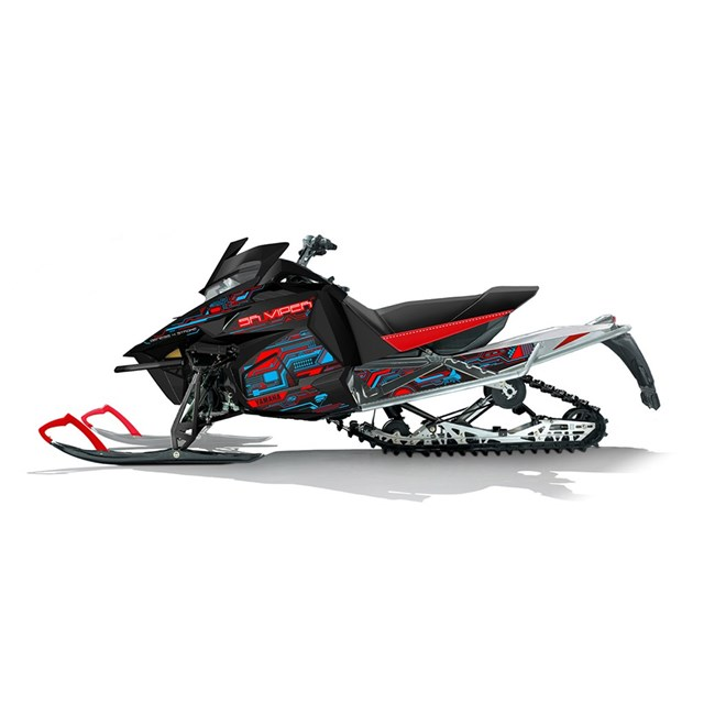 Viper graphic wraps 2016 yamaha sr viper ltx se for Yamaha snow mobiles