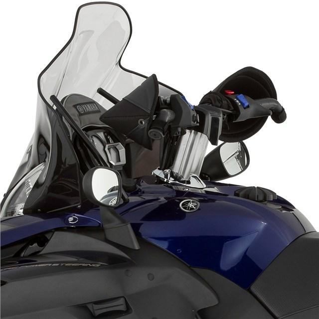 Yamaha wind shear hand deflectors 2016 yamaha apex x tx for Yamaha snowmobile parts catalog