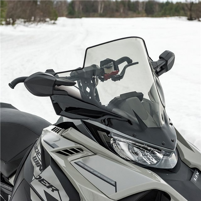 Yamaha Snowmobile Viper Tall Windshield Clear SMA-8JP96-30-00