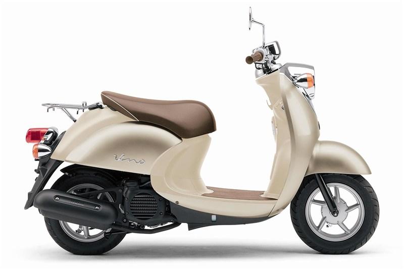 2011 Yamaha VINO CLASSIC