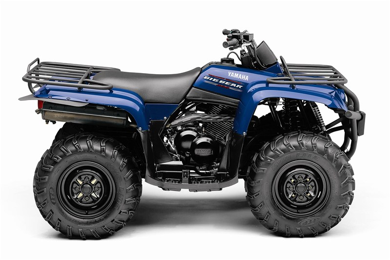 2012 Yamaha BIG BEAR 400 4X4 IRS