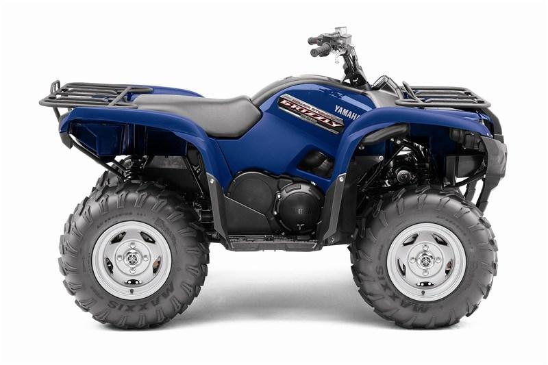 2012 Yamaha GRIZZLY 550 FI AUTO. 4X4 EPS