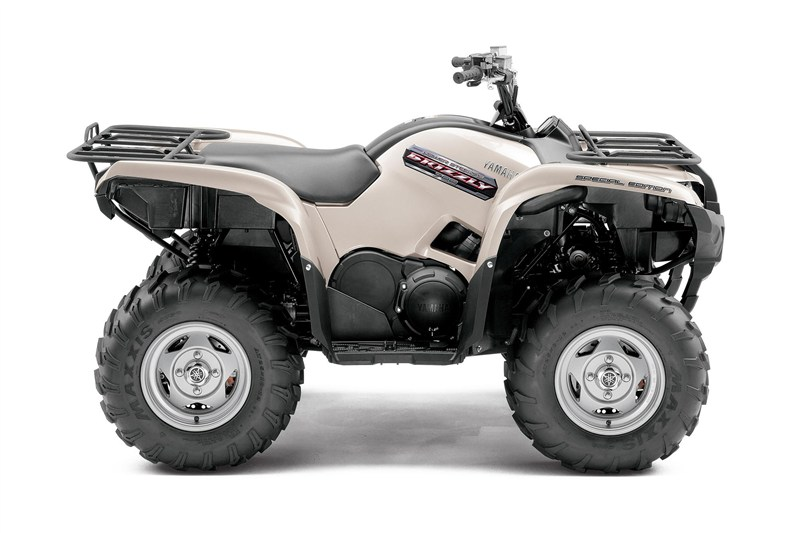 2012 Yamaha GRIZZLY 700 FI AUTO. 4X4 EPS SPECIAL EDITION