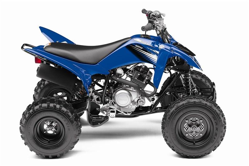 2012 Yamaha RAPTOR 125